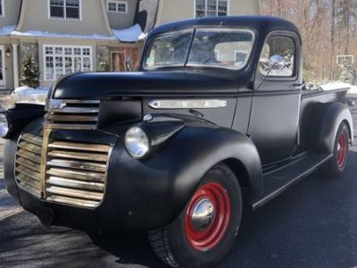 1941 GMC PICK UP
