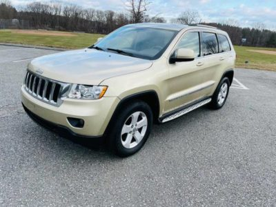 2011 Jeep Grand Cherokee Laredo 4X4 128k