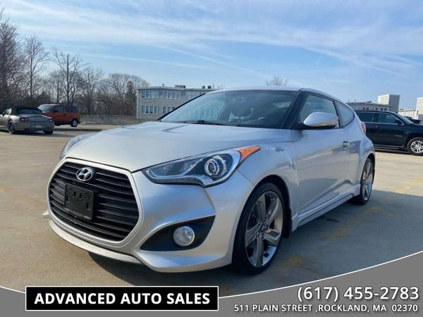2013 Hyundai Veloster Turbo 6 Speed ​​Manual (На самом деле трудно для Fi-boston / c