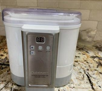 CUISINART YOGUST MAKER