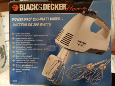 Смеситель PowerPro Black & Decker